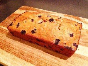 Recipe Redo- Blueberry Banana Bread