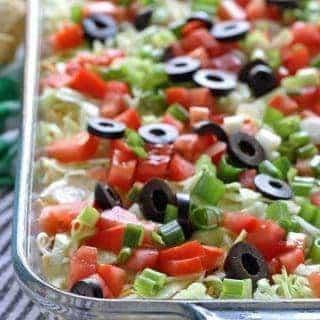Layer Taco Dip