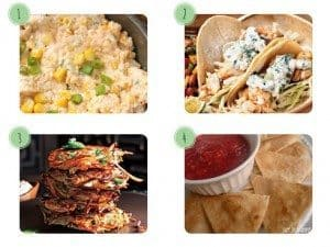 8 Great Cinco De Mayo Recipes and A Friday Freebie