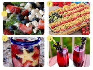8 Great Patriotic Recipes for Memorial Day