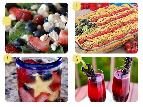 8 great memorial day recipes