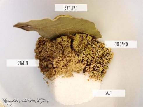 Cuban Black Bean Soup | Honey and Birch