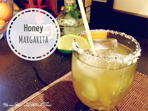 Honey Margarita | Honey Bs and Birch Trees