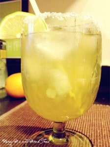 Honey Margarita