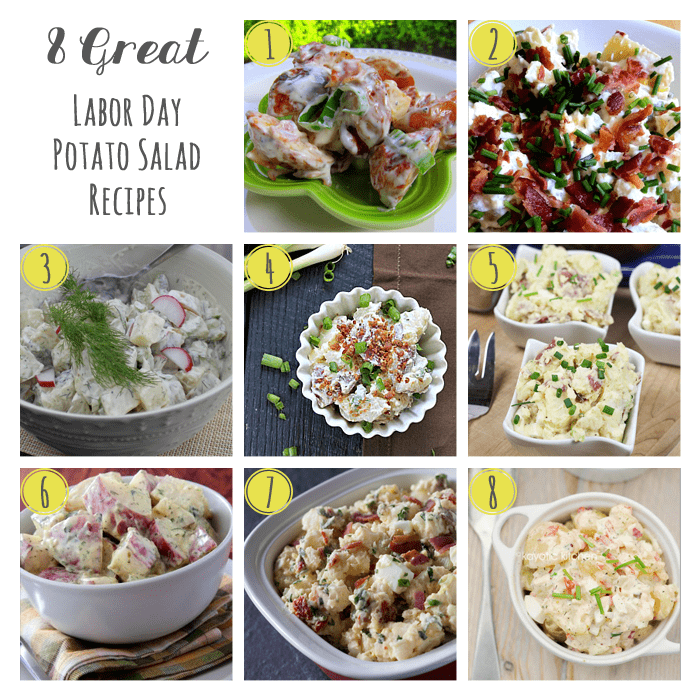 8 Great Potato Salad Recipes