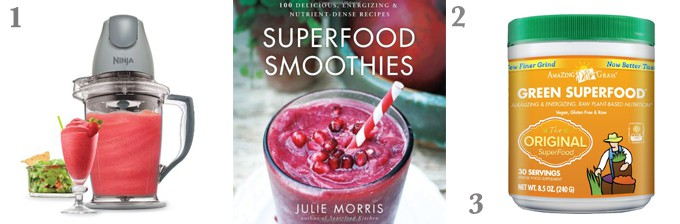 Smoothie Affiliate Links