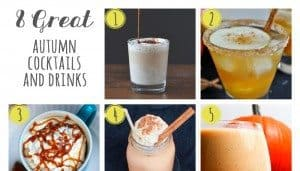 8 Great Autumn Cocktails and Drinks