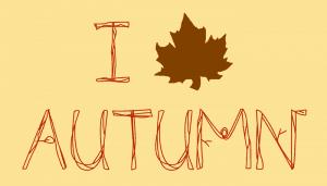 Free Fall Printable – I Leaf Autumn