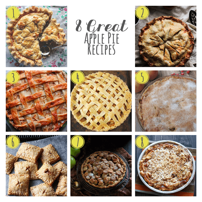 8 Great Apple Pie Recipes