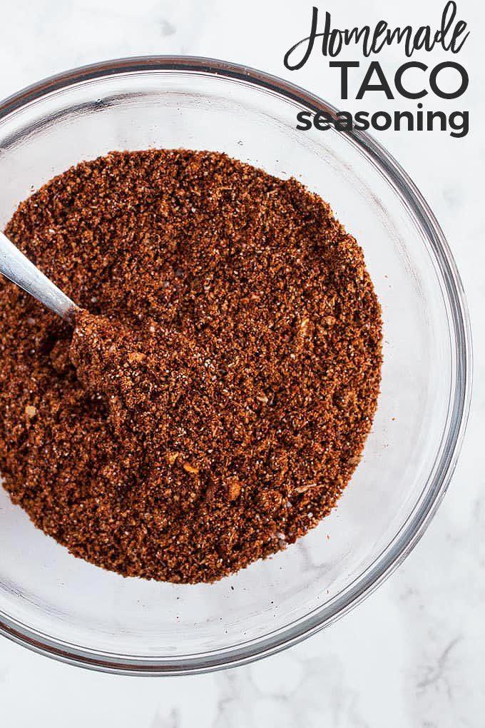 taco seasoning mix photo