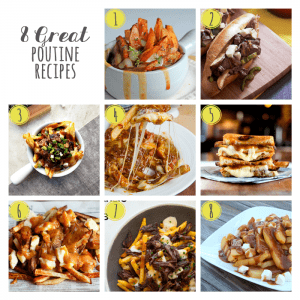 8 Great Poutine Recipes