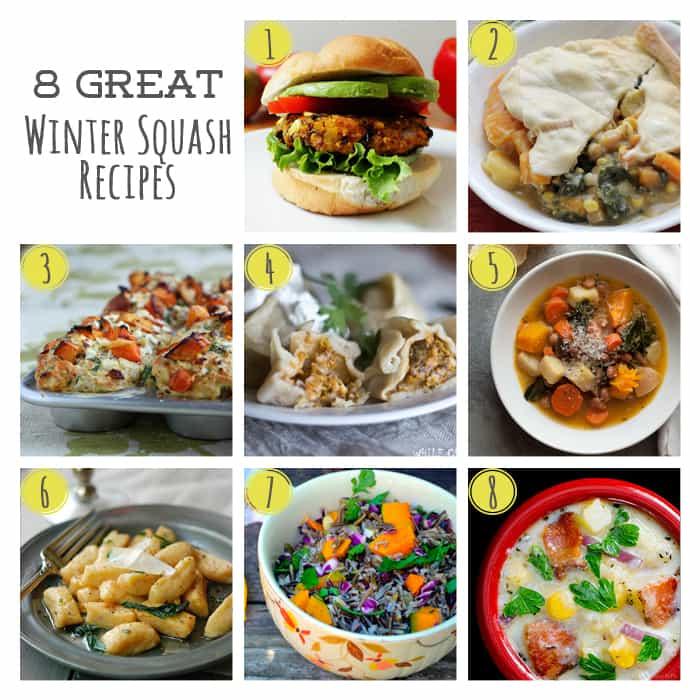 8 Great Winter Squash Recipes