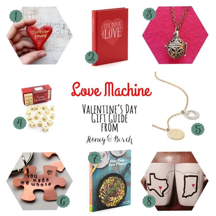 Love Machine - Valentine's Day Gift Guide
