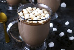 Slow Cooker Kahlua Hot Chocolate
