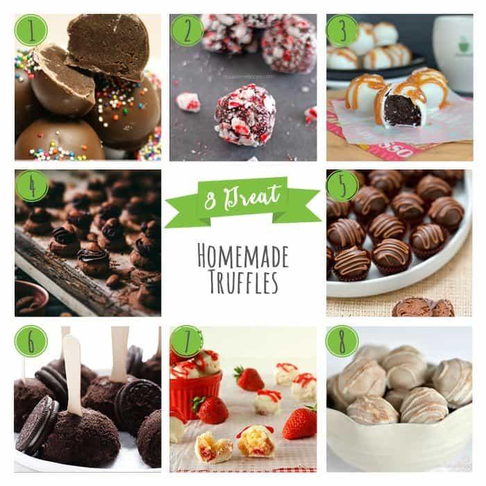 8 Great Homemade Truffles