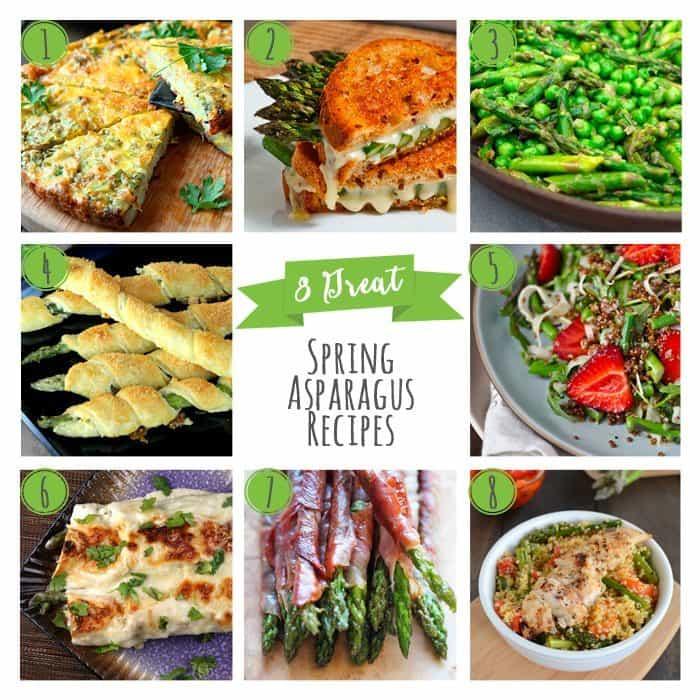8 Great Spring Asparagus Recipes