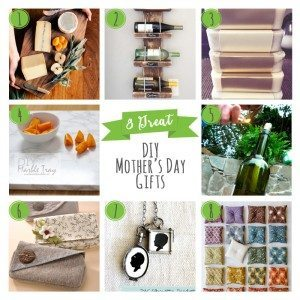 8 Great DIY Mother's Day Gifts