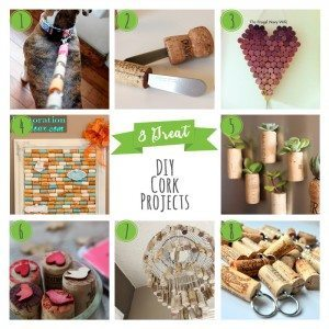8 Great DIY Cork Projects