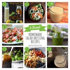 8 Great Homemade Salad Dressing Recipes