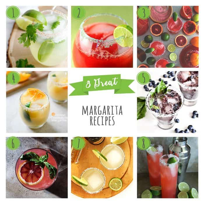 8 Great Margarita Recipes