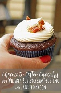 Chocolate Coffee Cupcakes
