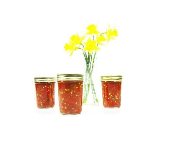 Happy Hacienda - Spicy Pepper Relish | 5 Etsy Shops for Food Gifts
