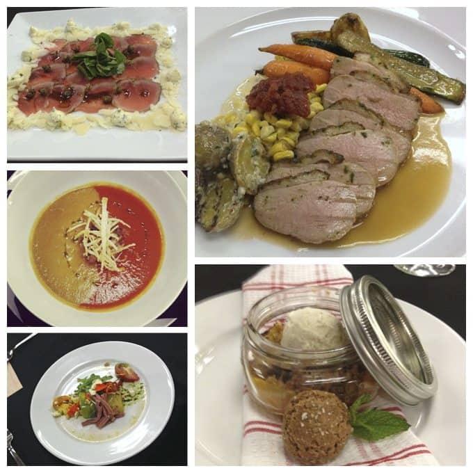 #BloggerDuckU Duck Dinner Five Course Dinner