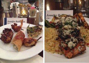 #BloggerDuckU Welcome Dinner