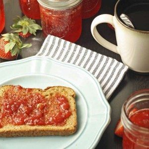 Strawberry Habanero Jam