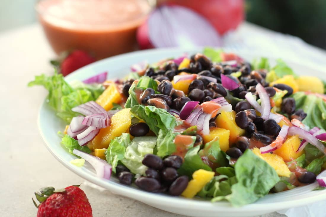 8 Great Black Bean Salads | Honey and Birch
