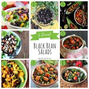 8 Great Black Bean Salads