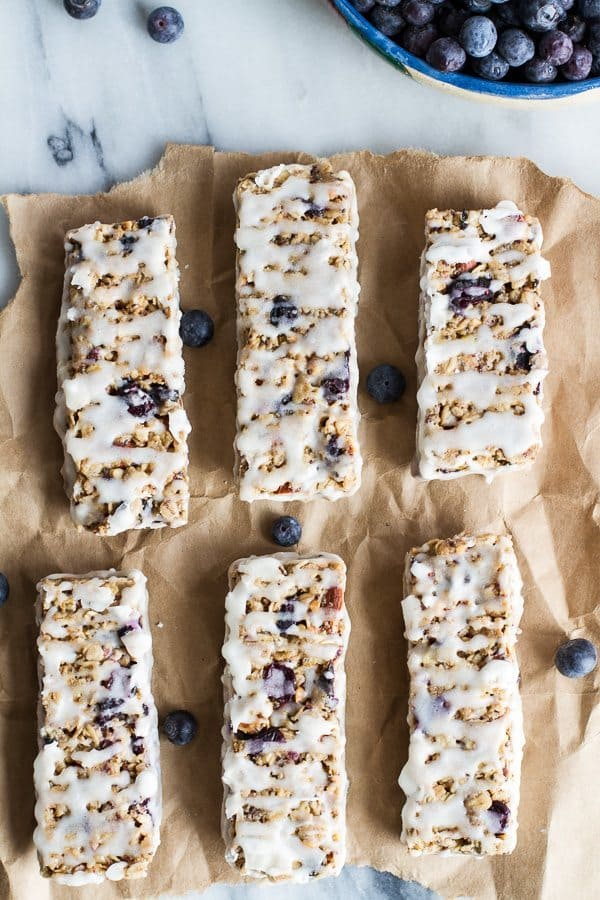 8 Great Granola Bars | Honey and Birch
