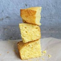 Buttermilk Duck Fat Cornbread
