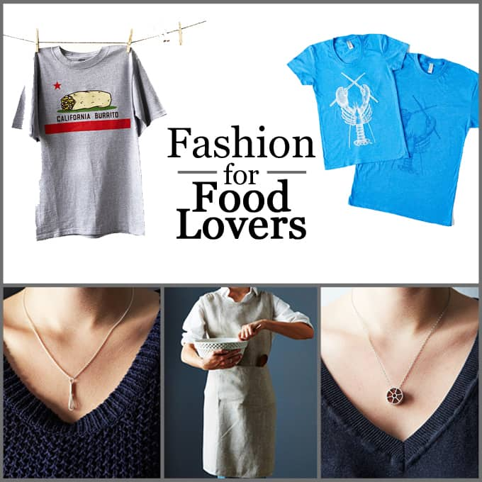 Fashion for Food Lovers | Honey and Birch