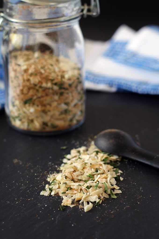 Homemade Onion Soup Mix   Honey and Birch
