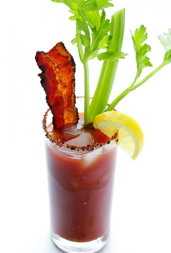8 Great Bloody Mary's - Honey and Birch #brunch #cocktails