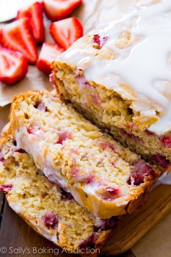 8 Great Quick Bread Recipes   Honey and Birch #quickbread #baking #bread