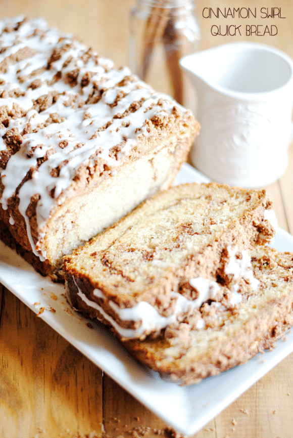 8 Great Quick Bread Recipes | Honey and Birch #quickbread #baking #bread