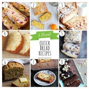 8 Great Quick Bread Recipes
