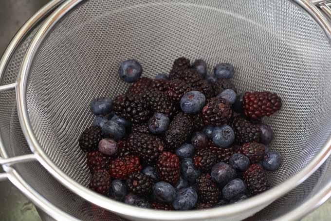 Homemade Berry Vinegar | Honey and Birch