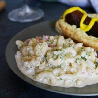 Deli-Style Macaroni Salad