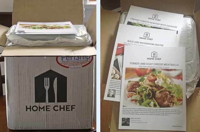 Review: Home Chef