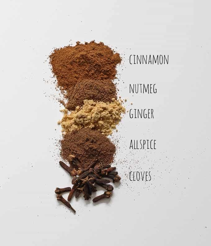 Pumpkin Pie Spice Mix - perfect for all of your fall baking! | Honey and Birch