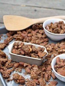 Pumpkin Pie Spice Nuts Recipe