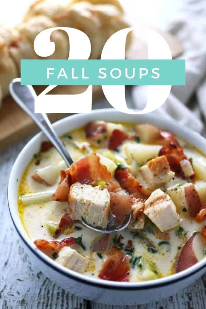20 of the best soup recipes on pinterest