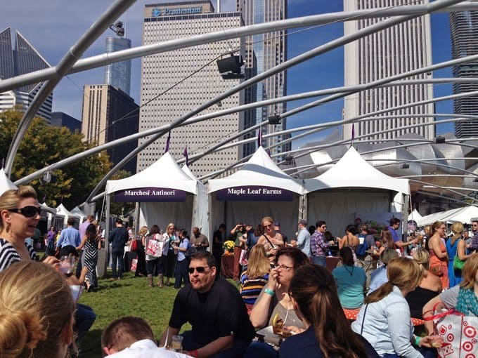 Chicago Gourmet 2014 Quick Recap