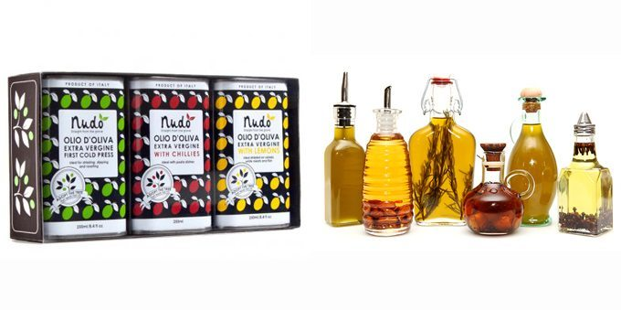 10 Hostess Gifts to Buy or DIY - Olive Oil | [www.honeyandbirch.com] #giftguide