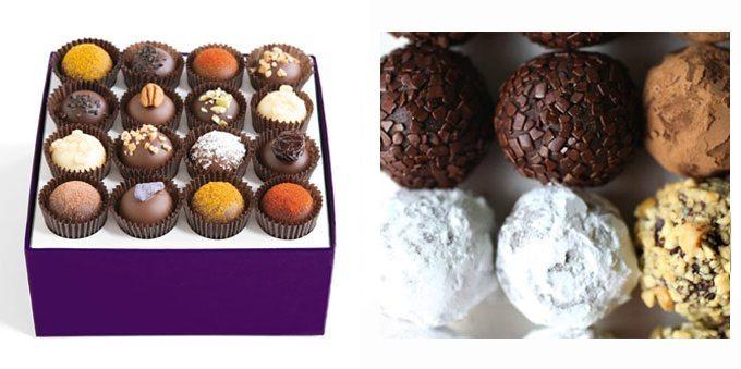 10 Hostess Gifts to Buy or DIY - Chocolate | [www.honeyandbirch.com] #giftguide