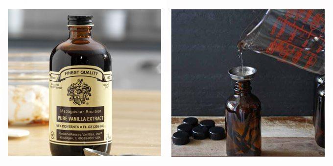 10 Hostess Gifts to Buy or DIY - Vanilla Extract | [www.honeyandbirch.com] #giftguide