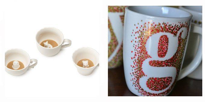 10 Hostess Gifts to Buy or DIY - Unique Mug | [www.honeyandbirch.com] #giftguide